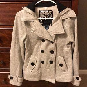 Sebby pea coat